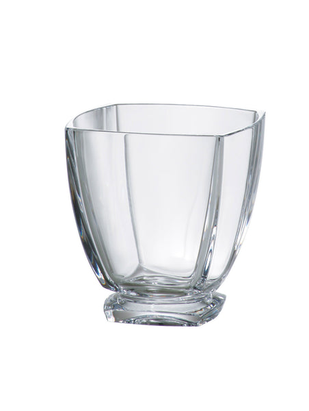 Majestic Gifts 97504-S6 Crystalline Glass Double Old Fashioned Tumbler 10.75 oz. Set of 6