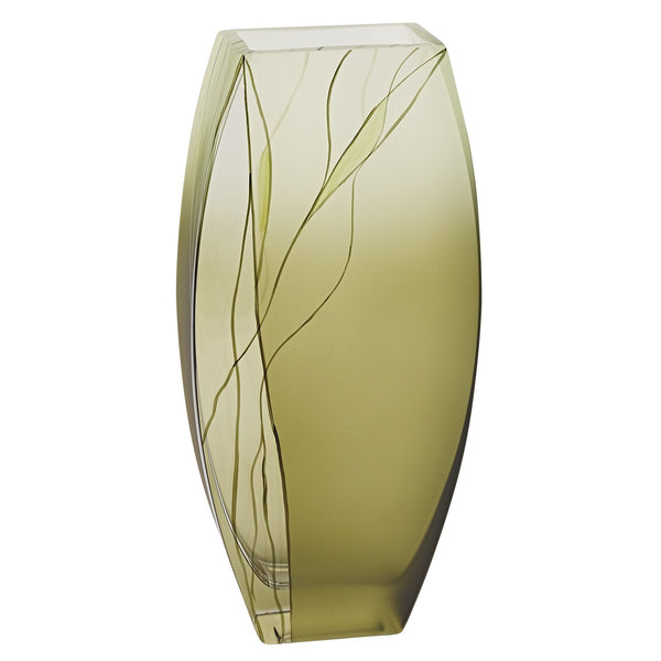 Badash CD109 Evergreen Vase  H12.5""
