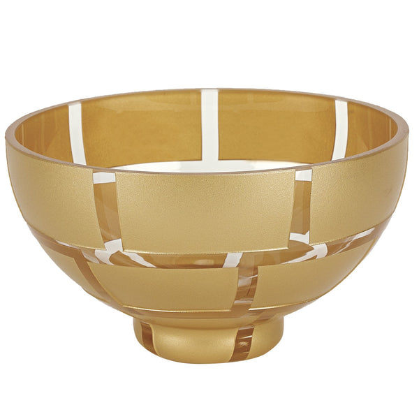 "Badash CD111 Gold Wall  D7"" Bowl"