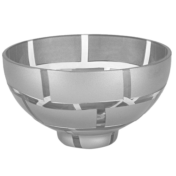 "Badash CD112 Silver Wall  D7"" Bowl"