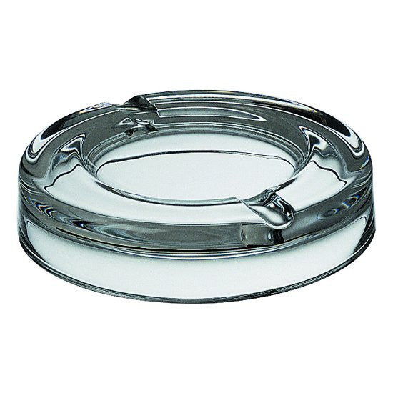 Ego Round Glass Tabletop Ashtray