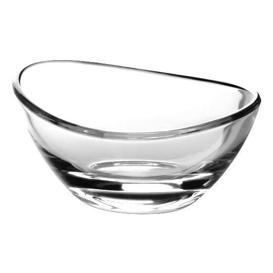 "Majestic Gifts E60809-S6 Quality Glass Individual Bowl, 5""D, Set of 6"