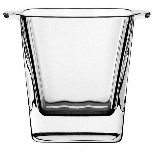 "Majestic Gifts E61572 Quality Glass Ice Bucket, 5.7""H"