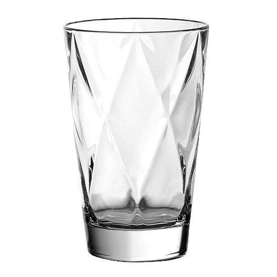 Majestic Gifts E61608-S6 Quality Glass Highball Tumbler 13.5 oz. Set of 6