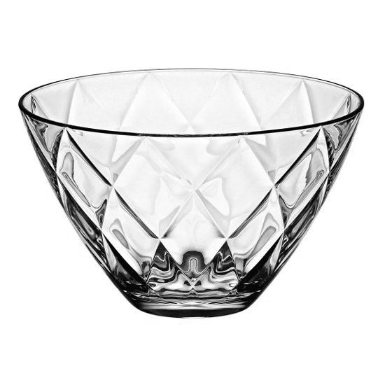 "Majestic Gifts E60488 Quality Glass Bowl, 10""D E61727"