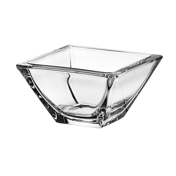 "Majestic Gifts E63067-S6 Quality Glass Individual Bowl, 4.3"" x 4.3"" Set of 6"