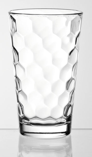 "Majestic Gifts E63327 Quality Glass Vase, 9.5""H"