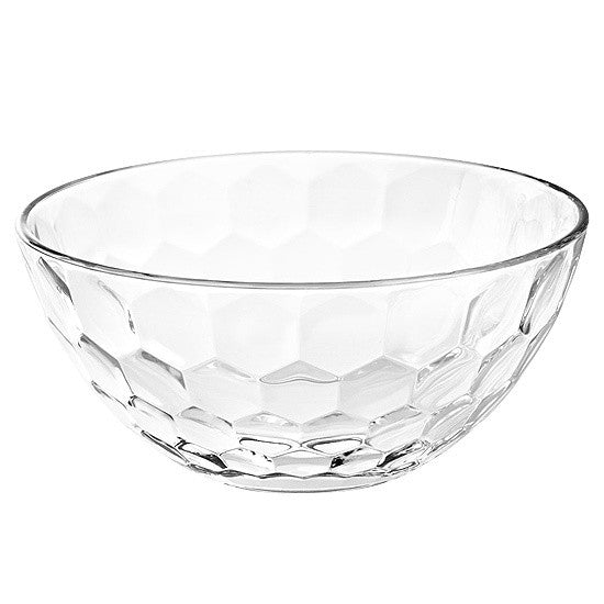 "Majestic Gifts E64619 Quality Glass Bowl, 7.75""D"