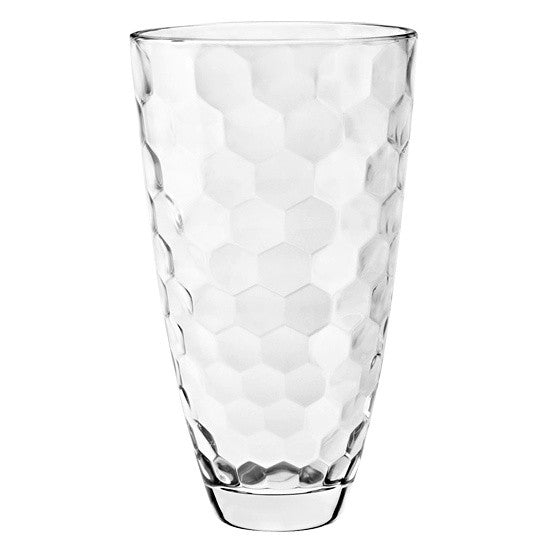 "Majestic Gifts E64654 Quality Glass Vase, 12""H"