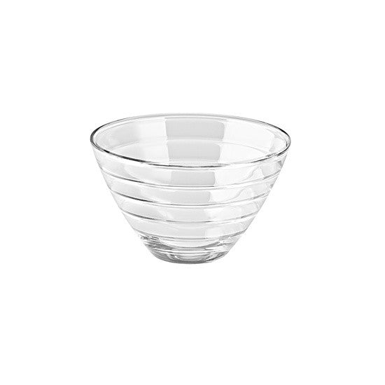 "Majestic Gifts E65247-S6 Quality Glass Individual Bowl, 5.5""D, Set of 6"