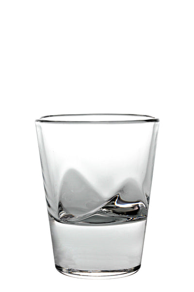 Majestic Gifts E66702-S6 Quality Glass 2.6 oz. Shot Glass, Set of 6