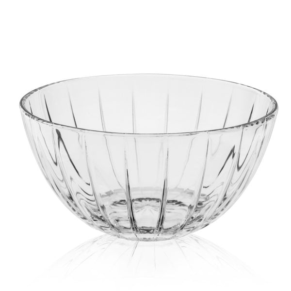 "Majestic Gifts E67143-S6 Quality Glass Individual Bowl, 5.3""D, Set of 6"