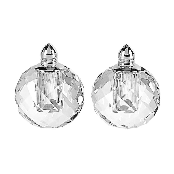 Badash H145P Zendra Platinum 2 Pc Salt & Pepper   H2.75""