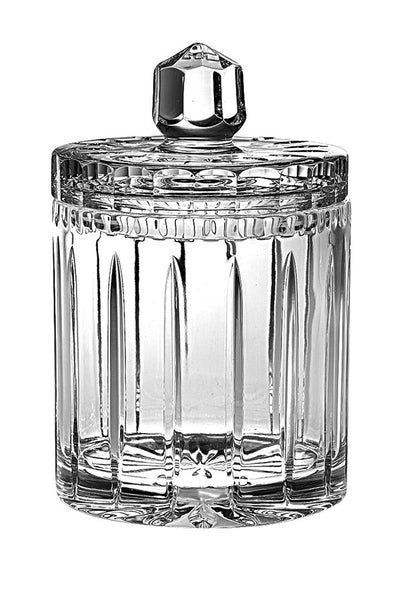 Majestic Gifts JO-130 Hand Cut Crystal Cookie jar