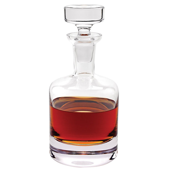 "Badash K824 Como Decanter   H10.5 ""  28 Oz."