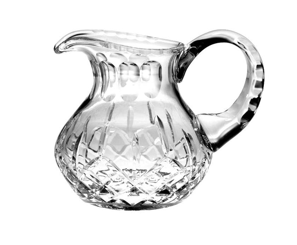 Majestic Gifts PL-166 Hand Cut Crystal 15 oz. Milk Pitcher