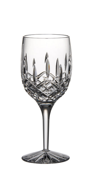 Majestic Gifts PL-712 Hand Cut Crystal 7 oz. White Wine Goblet, Set of 4