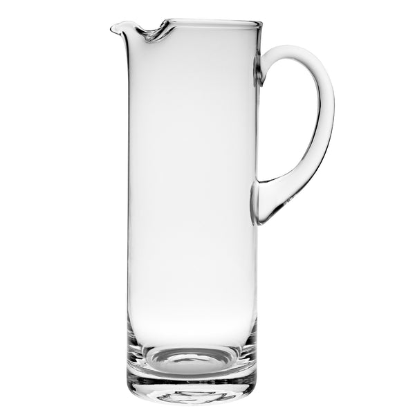 Majestic Gifts T-101 Quality Glass 50 oz. Cylinder Pitcher