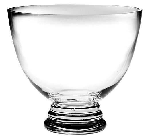Majestic Gifts T-760 Quality Glass Footed Bowl