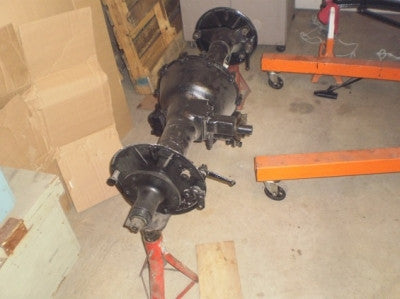 TT Rear-End Rucksteel (rebuilt)