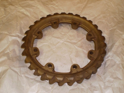 TT Spiral Worm Gear (used)