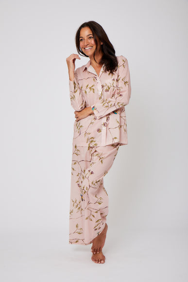 Hummingbird Pajama Set