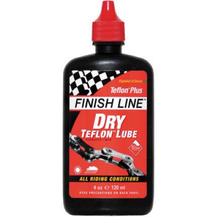 Finish Line Dry Lubricant 2OZ Parts & Accessories Finish Line