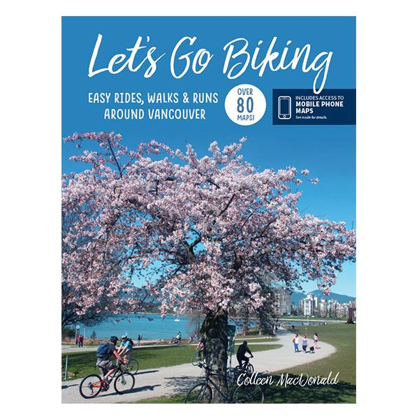 Let's Go Biking Map Book Parts & Accessories OHM Electric Bikes