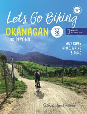 Let's Go Biking Map Book Parts & Accessories OHM Electric Bikes OKANAGAN