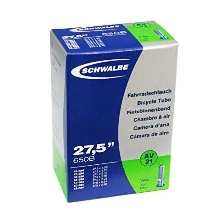 Tubes Parts & Accessories Schwalbe
