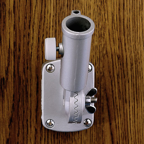 Silver Painted Aluminum Ultimate Adjustable Bracket