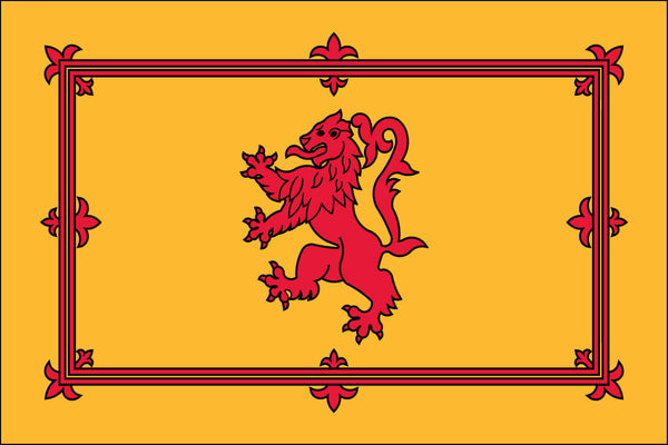Scotland with Lion