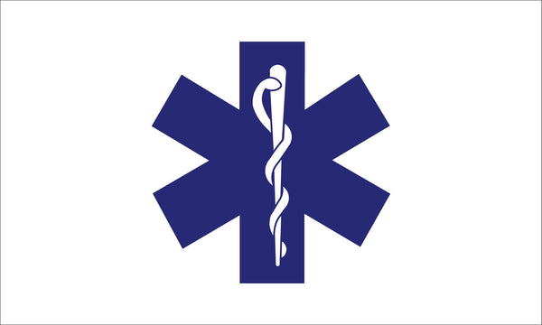 Star of Life Flag
