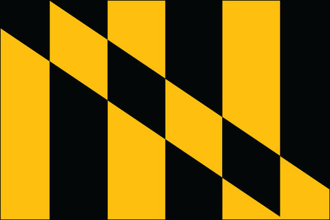 Lord Baltimore Flag