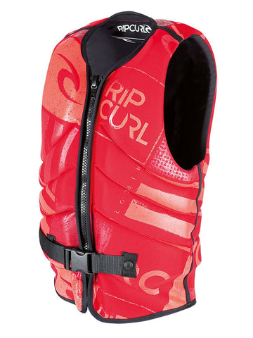 Rip Curl Vest - Dawn Patrol - Red