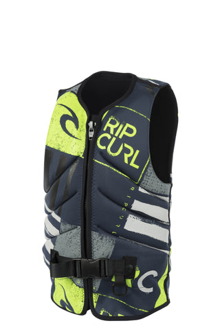 2016 Rip Curl Dawn Patrol Men's Lifevest - Slate
