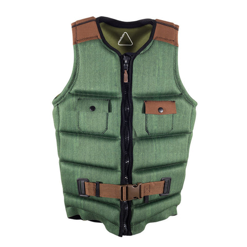 2016 Follow - BP Pro Mens Vest - Army
