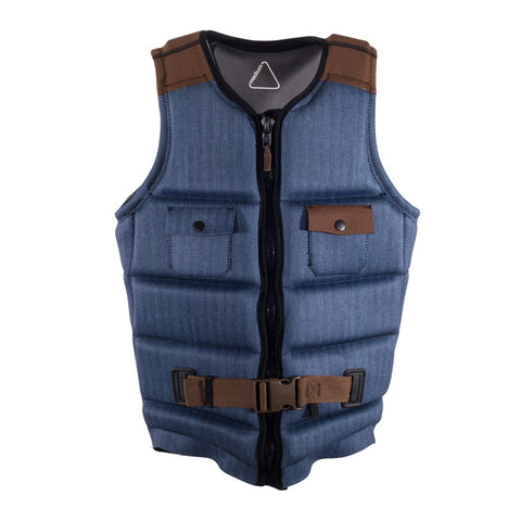 2016 Follow - BP Pro Mens Vest - Stone