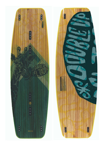 2016 DUP Del Taco Fi Wakeboard