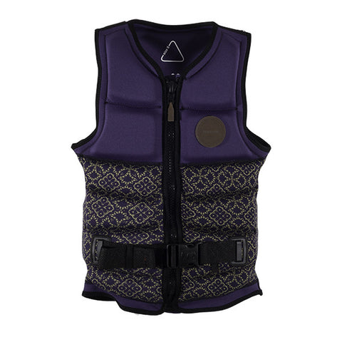 2016 Follow - Lace Pro Womens Vest - Purple