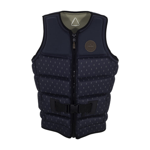2016 Follow - Oli Pro Reversible Mens Vest - Navy