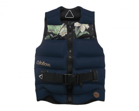 2015 Follow Vest Sophie - Navy