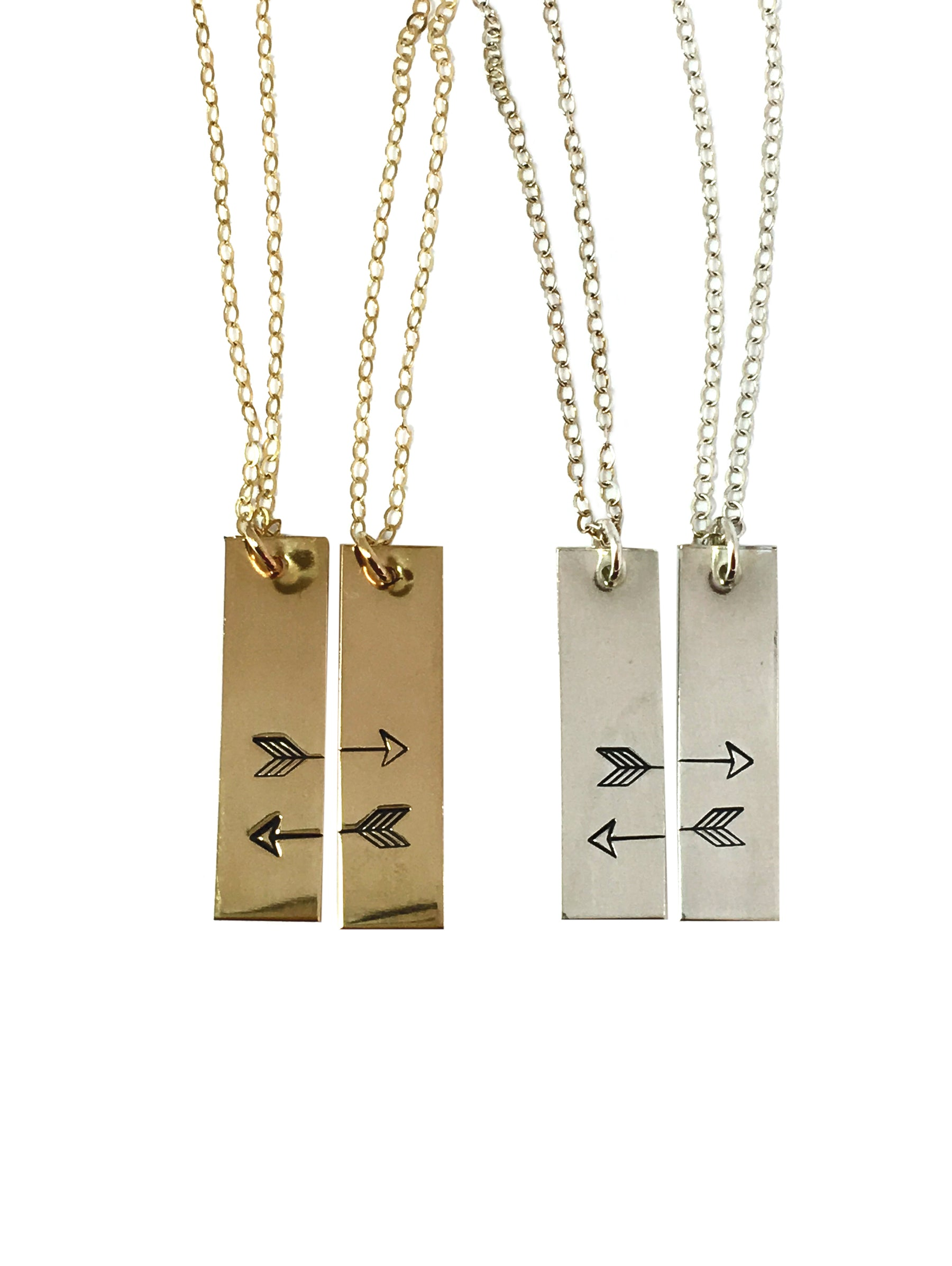 matching friend necklaces