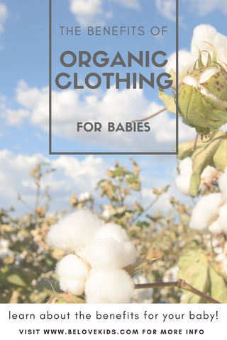 benefits of organic clothing for babies