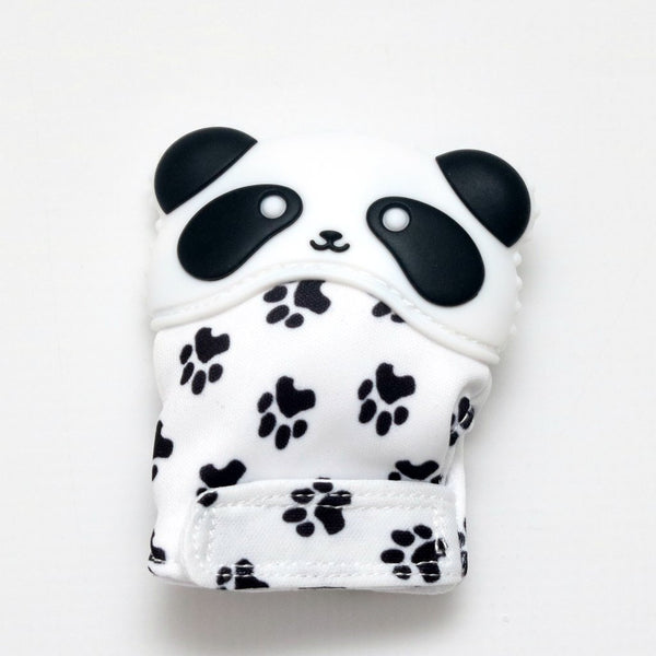 Panda teething mitten BE LOVE kids