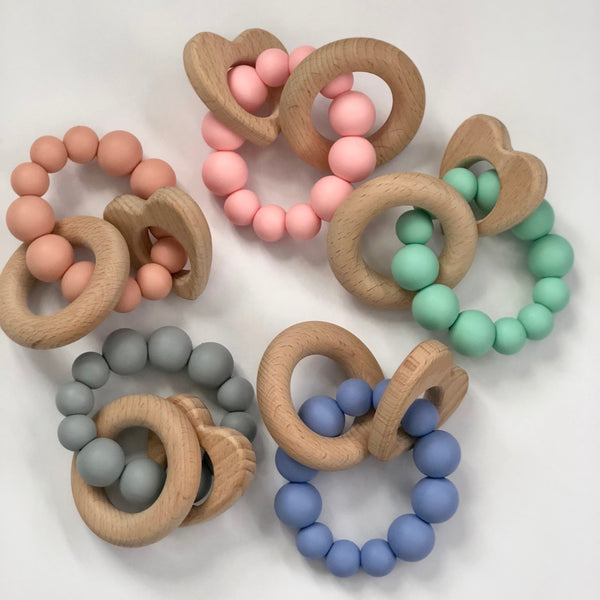 BE LOVE kids baby teether