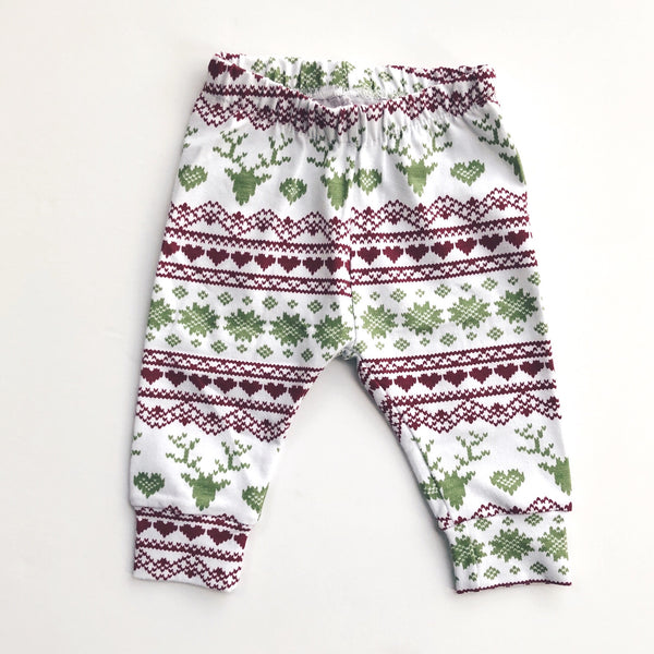 Baby & Toddler Holiday Reindeer Leggings