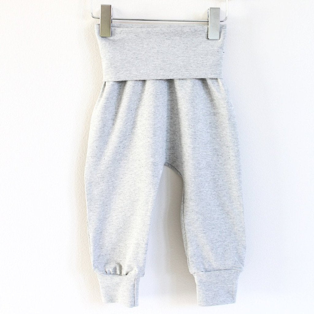 grey baby harem pants BE LOVE kids