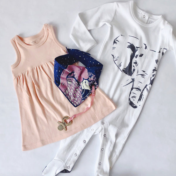 BE LOVE kids organic kids clothing