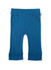 organic cotton baby blue pants